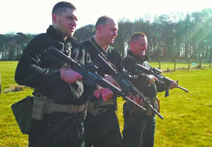 Armed Security North East